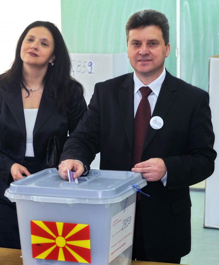 Προκαλεί ο Πρόεδρος των Σκοπίων | Newsit.gr