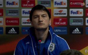 """Καραμπάκ – ΠΑΟΚ, Ίβιτς: """"Ξέρουν τι πρέπει να κάνουν οι παίκτες μου"""""""