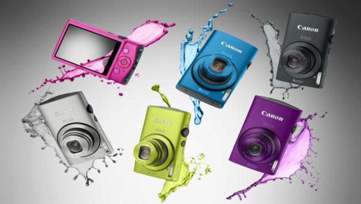 Αυτές είναι οι νέες φωτογραφικές μηχανές της Canon | Newsit.gr