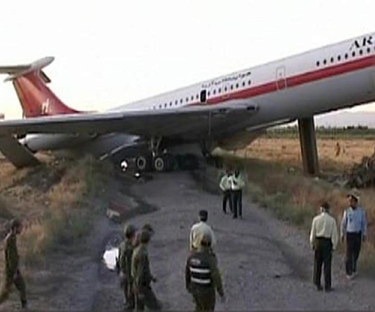 Συντριβή αεροσκάφους στην Ρωσία | Newsit.gr