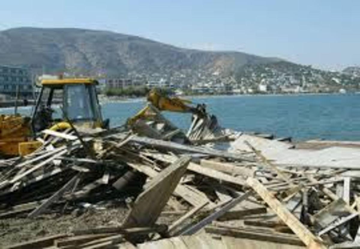 Ηράκλειο: Χειροπέδες σε γνωστό επιχειρηματία και κατεδάφιση του αυθαίρετου ξενοδοχείου του!   Newsit.gr