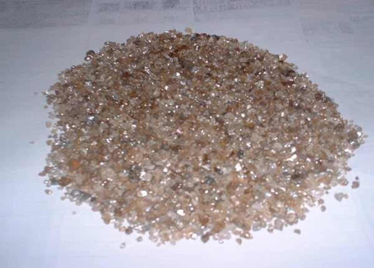 Κοίτασμα με αποθέματα βιομηχανικών διαμαντιών για 3.000 χρόνια! | Newsit.gr