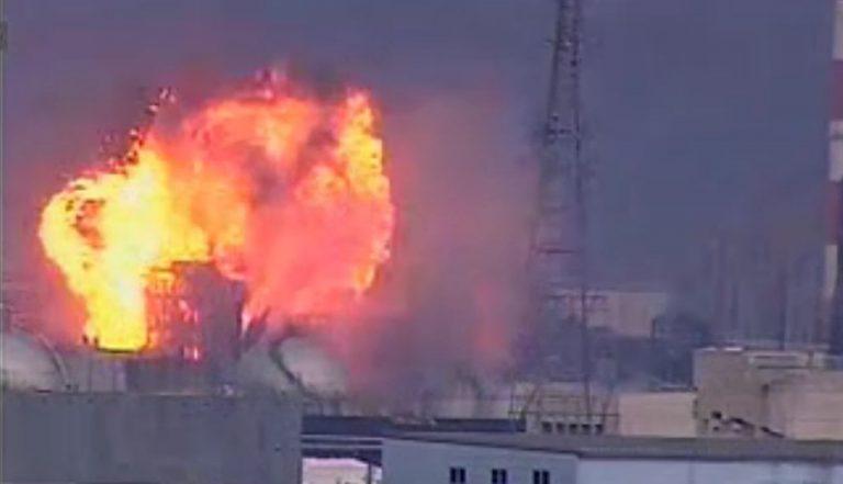 Εκρήξεις σε εργοστάσιο χημικών στη Ιαπωνία – 1 νεκρός και 22 τραυματίες – Βίντεο | Newsit.gr