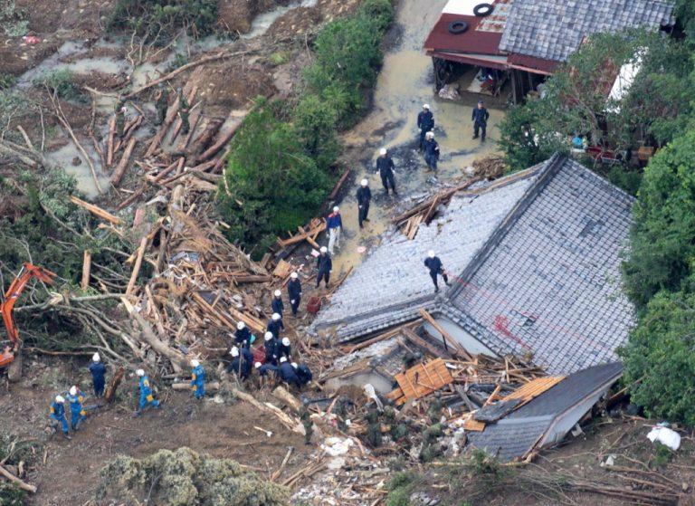Ανεβαίνει ο αριθμός των νεκρών από την καταιγίδα Τάλας   Newsit.gr