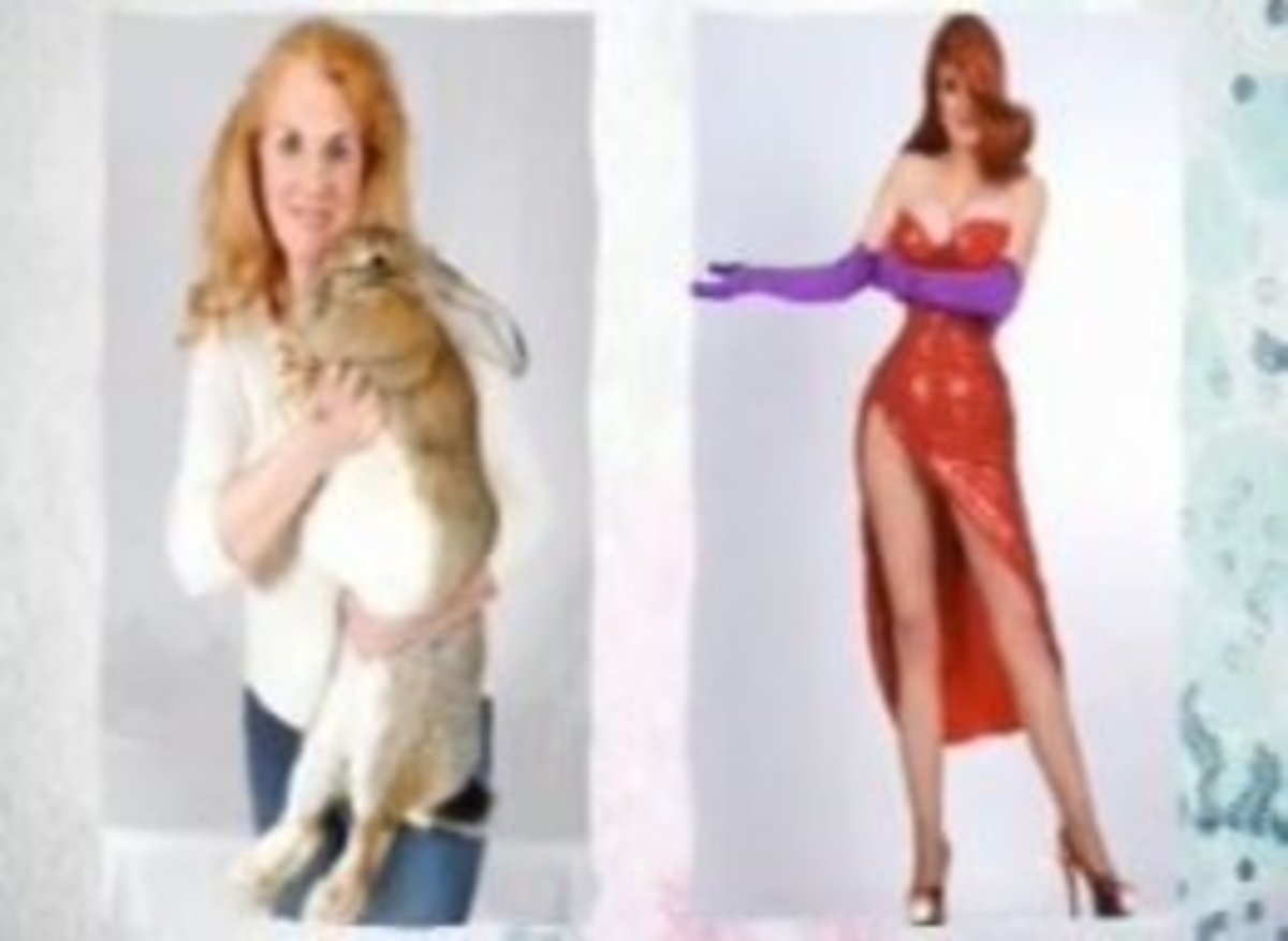 57χρονη έκανε πλαστικές για να μοιάσει στη Τ.Ράμπιτ!   Newsit.gr