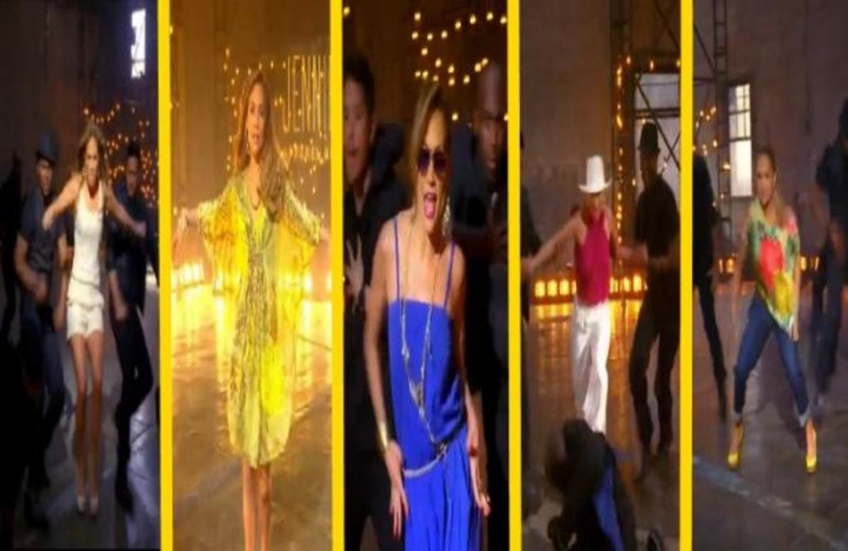 ΑΠΙΣΤΕΥΤΟ! Μέσα σε 30» η Jennifer Lopez αλλάζει 5 φορέματα! | Newsit.gr