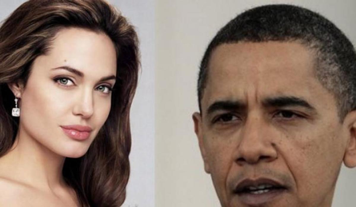 Η Angelina Jolie αρνήθηκε να συναντήσει τον Obama! | Newsit.gr