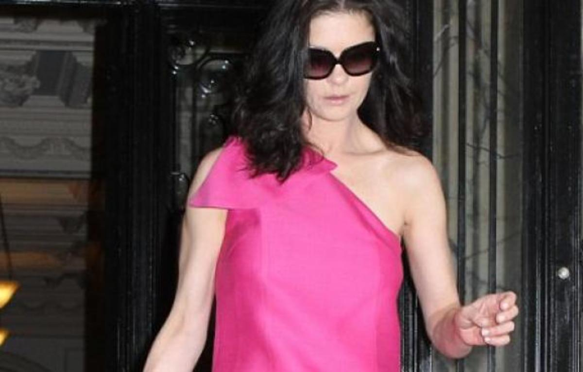 Τι έπαθε η Catherine Zeta-Jones; | Newsit.gr
