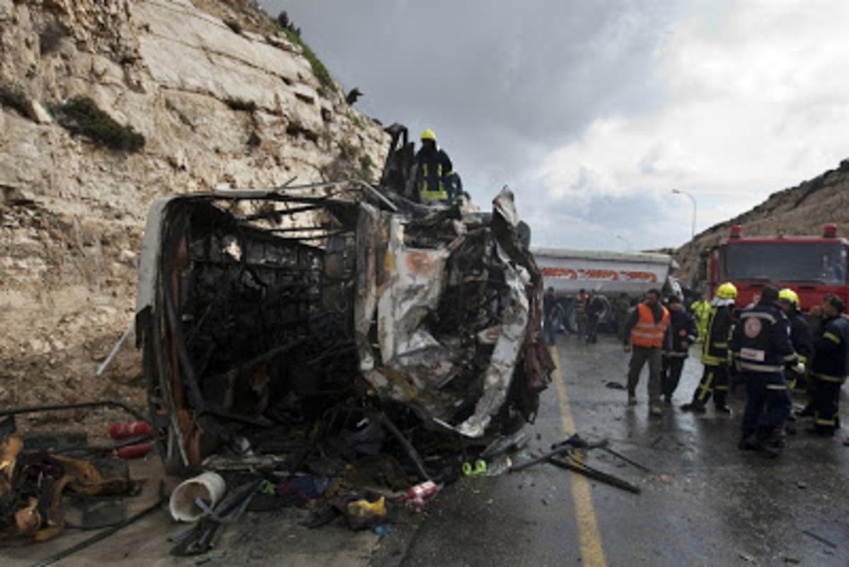 Τραγωδία σε τροχαίο με προσκυνητές στην Ιορδανία!   Newsit.gr