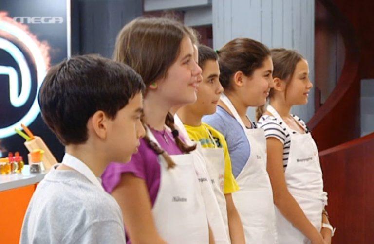 Junior Master Chef: Οι 6 μικροί μάγειρες παρακολουθούν το τελευταίο MαsterClass! | Newsit.gr