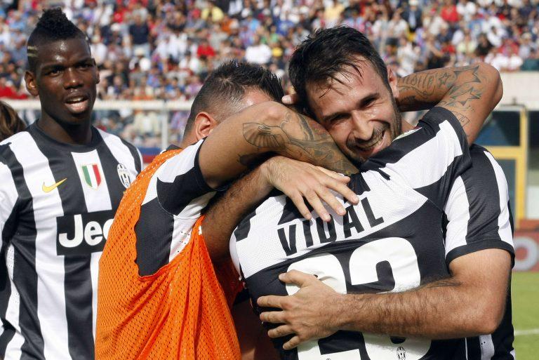 Στην Ιταλία παίζει…μόνη της – 48 ματς αήττητη η Γιούβε(VIDEO) | Newsit.gr