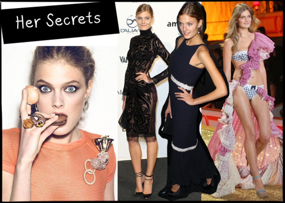 Constance Jablonski! Τα Fitness μυστικά ενός αγγέλου της Victoria Secret | Newsit.gr