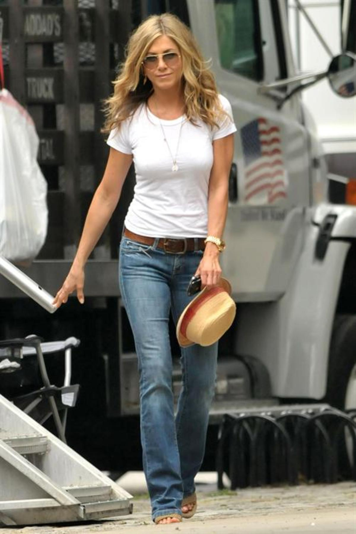 H Jennifer Aniston λεσβία; | Newsit.gr