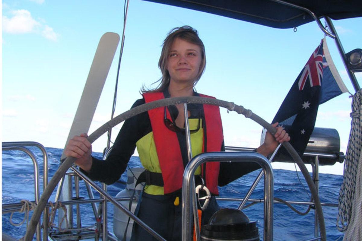 16χρονη έκανε το γύρο του κόσμου με ιστιοπλοϊκό | Newsit.gr