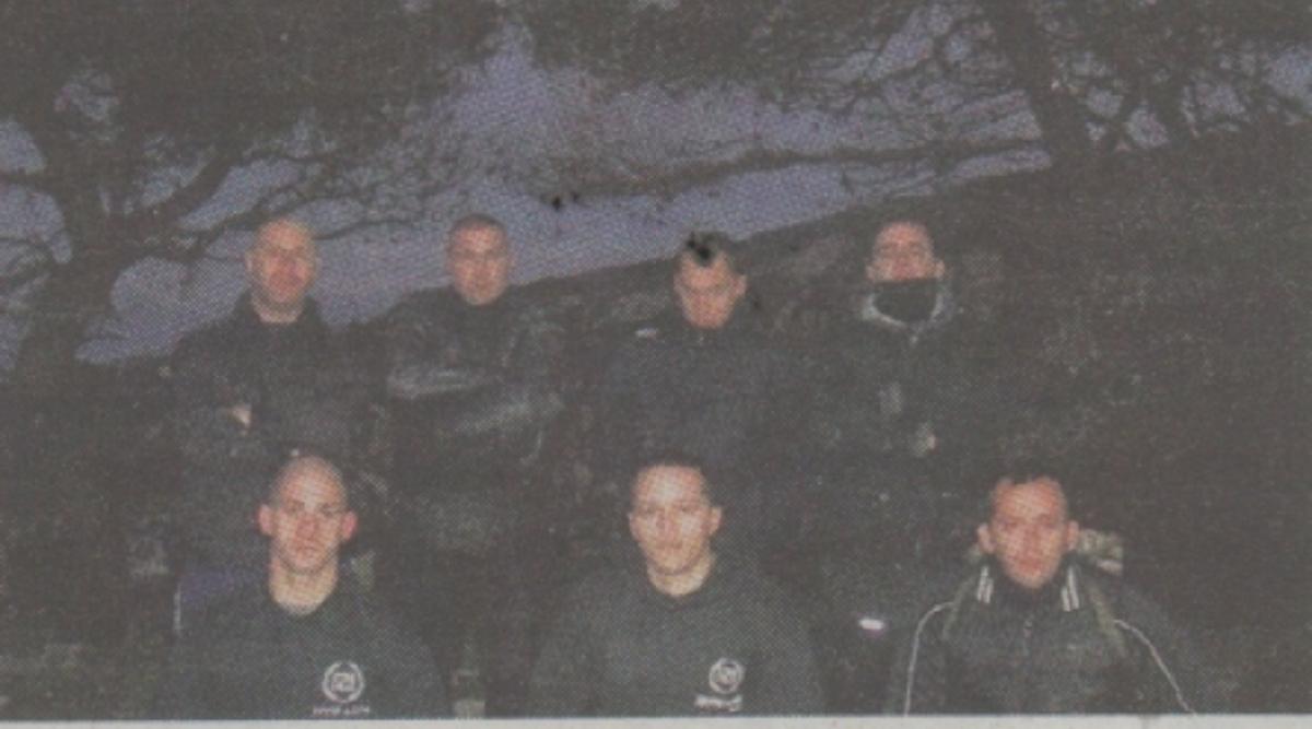 Ο Κασιδιάρης πήρε τα βουνά – Φωτό από τη νυχτερινή του πεζοπορία!   Newsit.gr