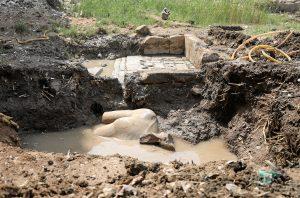 Τεράστια αρχαιολογική ανακάλυψη σε φτωχογειτονιά του Καΐρου [pics]