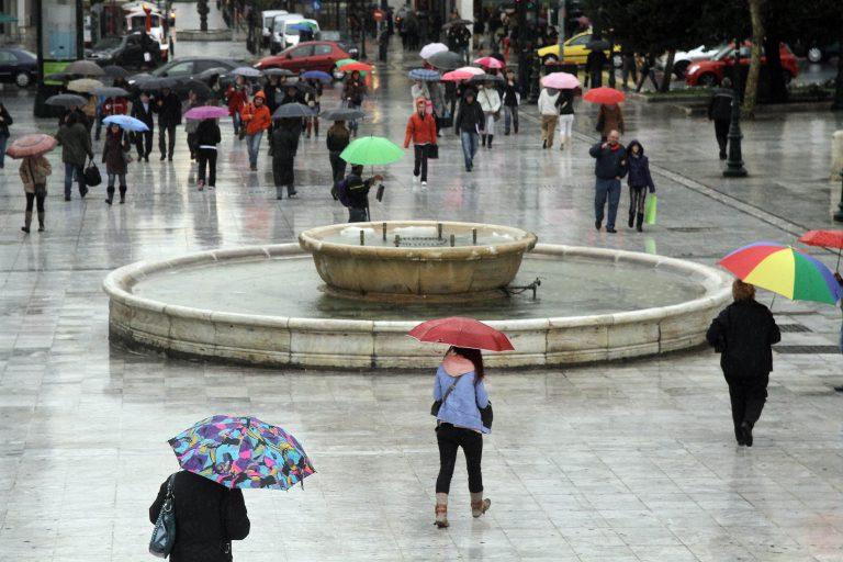 Οβιδιακές μεταβολές του καιρού με καταιγίδες εως την Πέμπτη   Newsit.gr