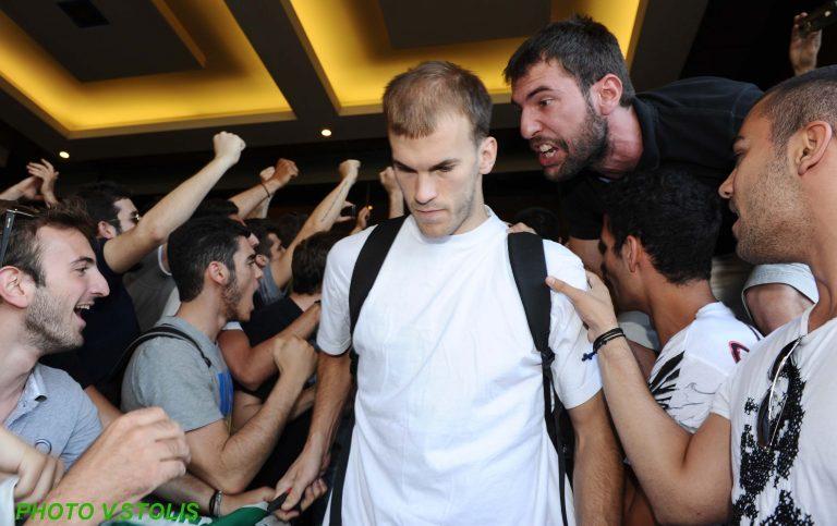 Καλάθης: Δεν αλλάζω με τίποτα τα χρόνια στον Παναθηναϊκό | Newsit.gr