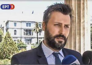 Και επίσημα στη ΝΔ ο Καλλιάνος: Μοναδική αξιόπιστη λύση η πρόταση Μητσοτάκη