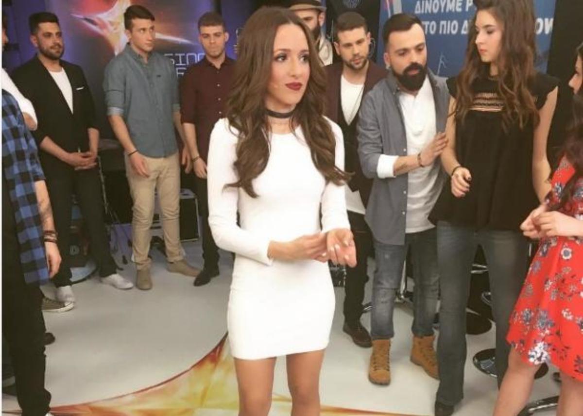 Καλομοίρα: Η σέξι εμφάνιση στο Rising Star! [pics,vid] | Newsit.gr