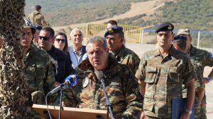 Τελεσίγραφο Καμμένου στην Τουρκία: «Όποιος εισέρχεται παράνομα θα αναχαιτίζεται»