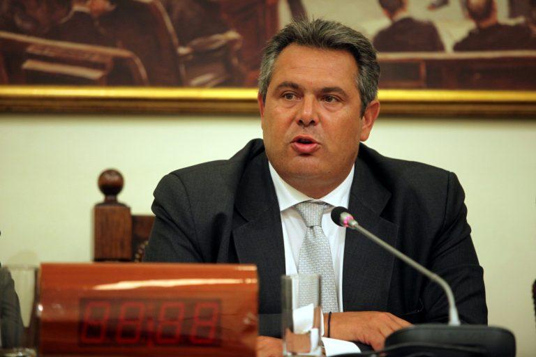 Καμμένος: Η επαναδιαπραγμάτευση αποτελεί παρελθόν για τον Σαμαρά | Newsit.gr
