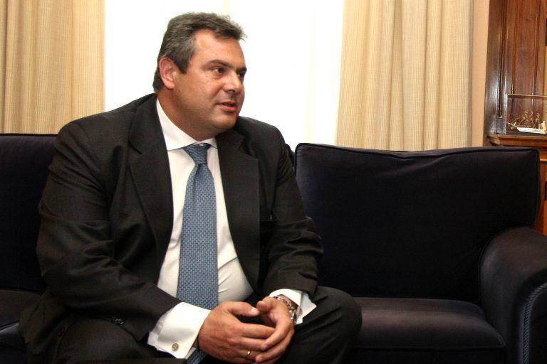 «Κόντρα» του κόμματος αποστράτων με τον Π.Καμμένο   Newsit.gr