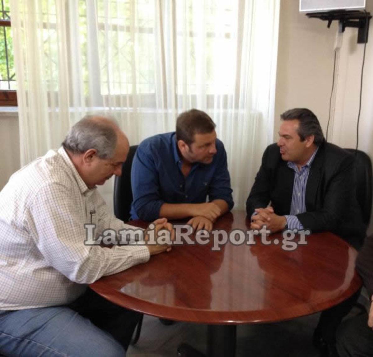 Όταν ο Καμμένος συνάντησε τον…Γκλέτσο! ΒΙΝΤΕΟ | Newsit.gr