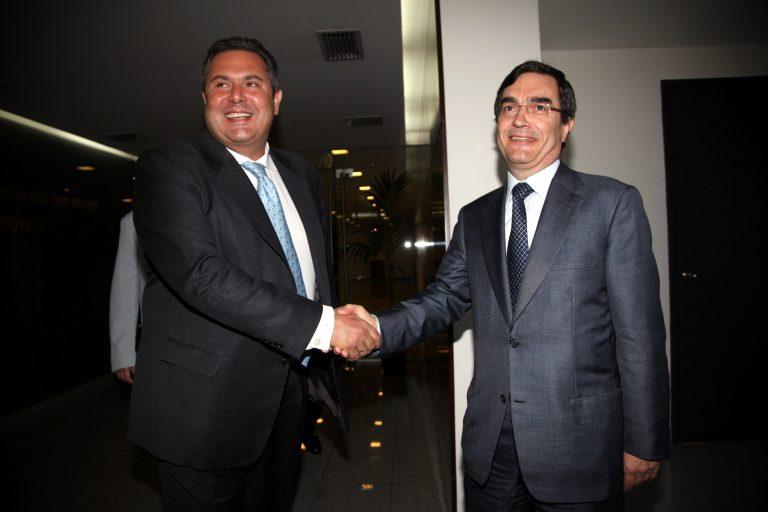 Καμμένος: Θέμα εθνικής ασφάλειας η παράνομη μετανάστευση | Newsit.gr