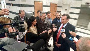 Καπράλος: «Ακολουθήσαμε κατά γράμμα τις οδηγίες της ΔΟΕ»