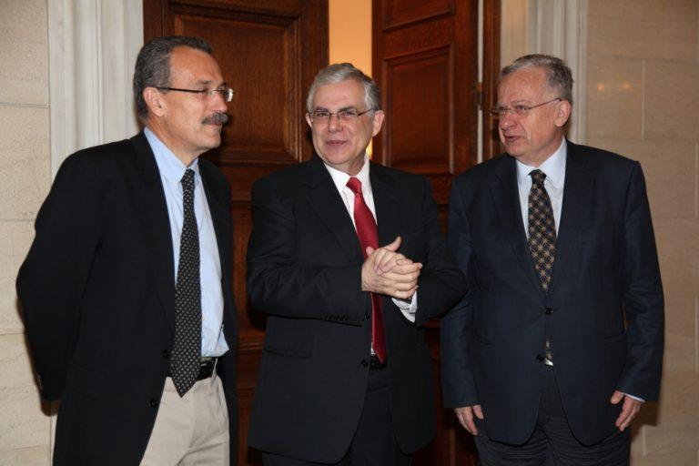 Οι δημοσιογράφοι…. στην κυβέρνηση Παπαδήμου! | Newsit.gr