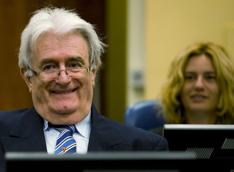 Κάρατζιτς: Έκανα τα πάντα για να αποτρέψω τον πόλεμο | Newsit.gr