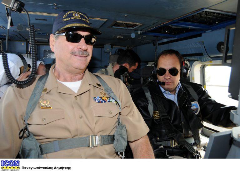 Αποστρατεύθηκε ο αρχηγός ΓΕΝ | Newsit.gr