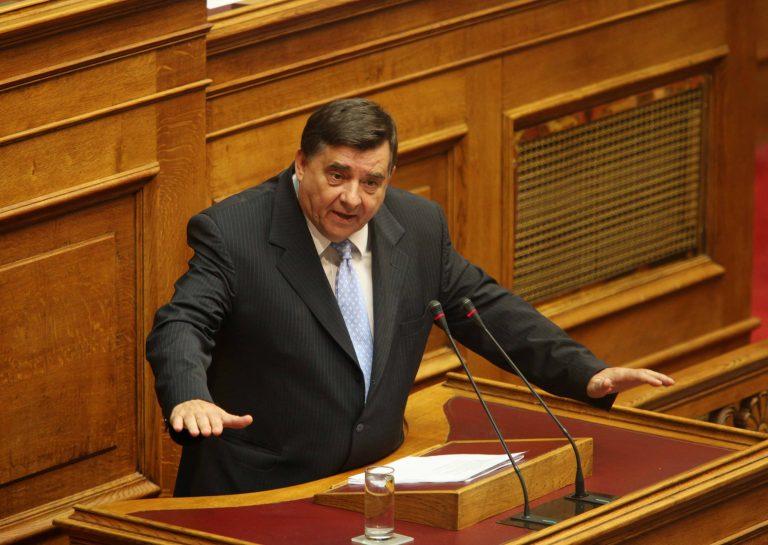 Οικουμενική κυβέρνηση ζητεί ο Γ. Καρατζαφέρης | Newsit.gr