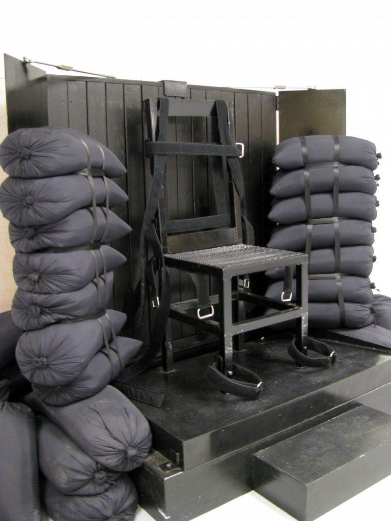 Στο εκτελεστικό απόσπασμα οδηγήθηκε θανατοποινίτης στη Γιούτα | Newsit.gr