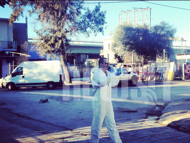 Ο Η. Κασιδιάρης με στολή αντιτρομοκρατικής … λόγω βόμβας | Newsit.gr