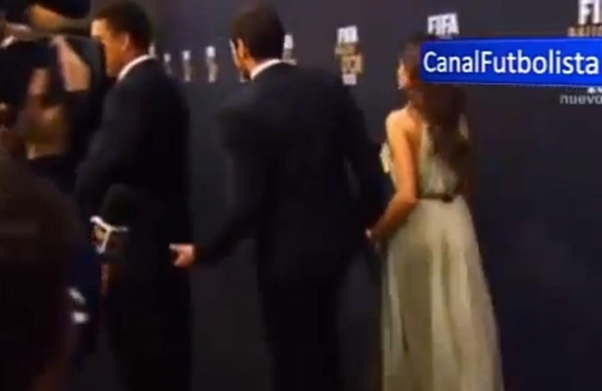 Οι αγάπες δεν ξεχνιούνται – Ο Κασίγιας «χούφτωσε» τον Ρονάλντο(VIDEO)   Newsit.gr