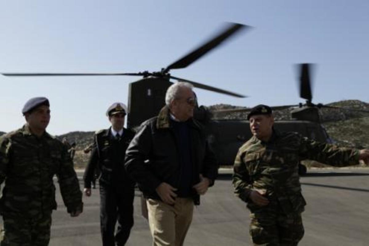 Αβραμόπουλος από Καστελόριζο:»Η κρίση δεν θ΄ αγγίξει την εθνική μας ακεραιότητα»   Newsit.gr