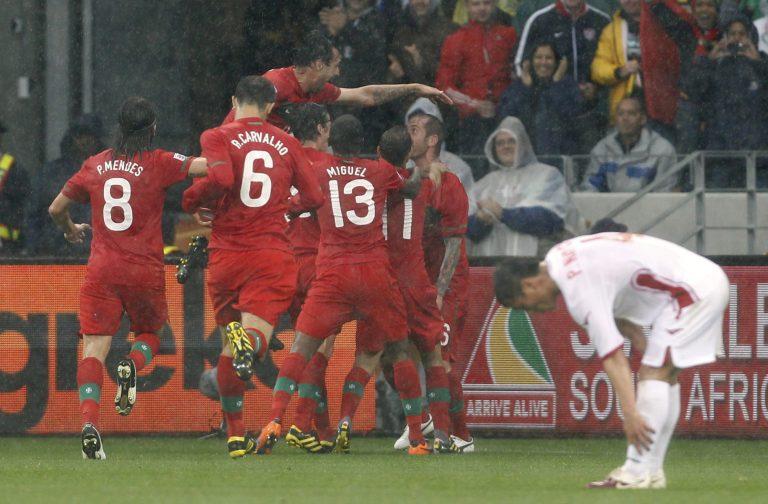 Καταιγίδα… Πορτογαλία – Δημοκρατία της Κορέας 7-0! | Newsit.gr