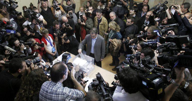 Τι δείχνει το πρώτο εξιτ-πολ για την Καταλονία   Newsit.gr