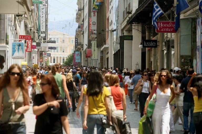 Ανοιχτά τα εμπορικά καταστήματα στην Αθήνα | Newsit.gr