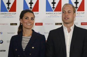 Γκάφα του πρίγκιπα Γουίλιαμ – Αποκάλυψε το φύλο του μωρού;