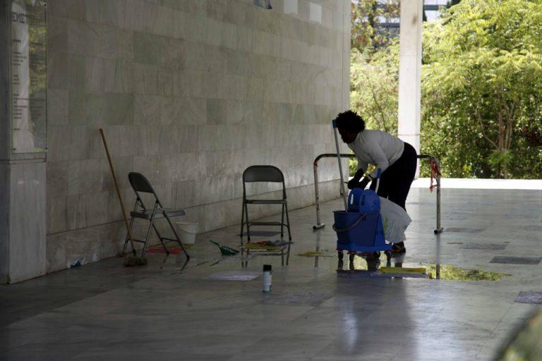 Κομπίνες με καθαρίστριες… «μετόχους»!   Newsit.gr