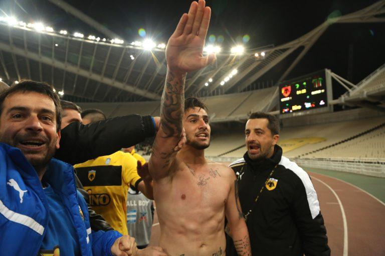 «Ισόβιος αρχηγός της Εθνικής ο Κατίδης – Χαιρέτησε ελληνικά» | Newsit.gr