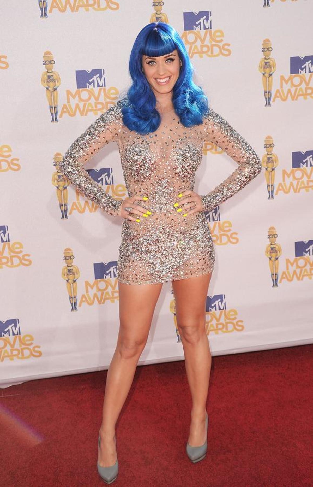 Τι φόρεσαν οι διάσημοι στα MTV Movie Awards! | Newsit.gr