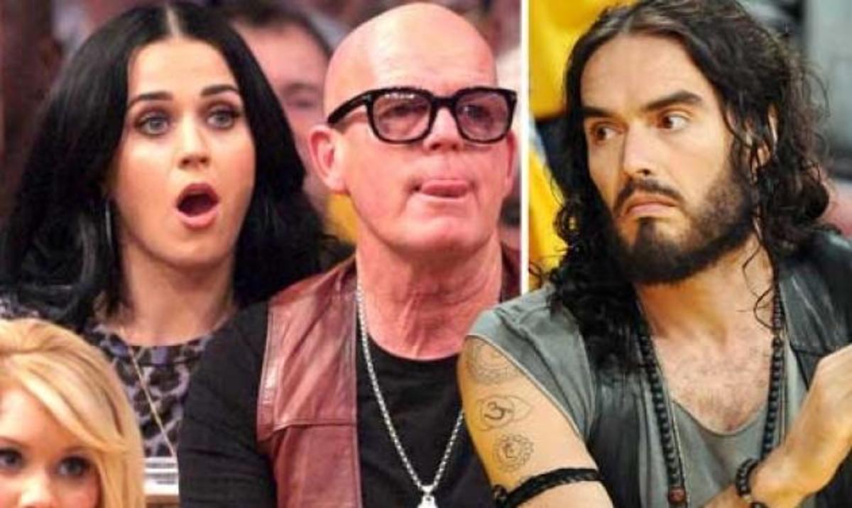 Katy Perry: Με τον πατέρα της και τον πρώην της, R. Brund στον ίδιο αγώνα!   Newsit.gr