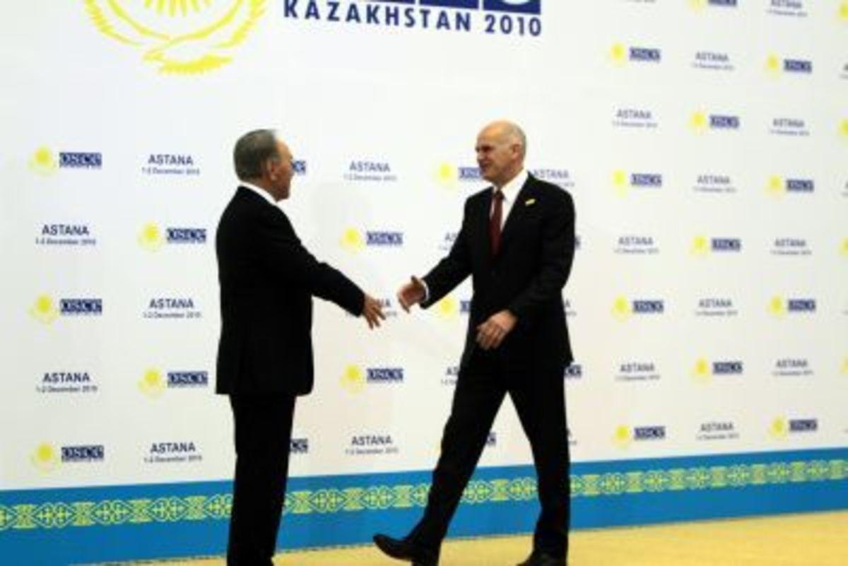 Σε πολικό ψύχος και υπό πρωτοφανείς συνθήκες ασφαλείας η σύνοδος κορυφής του ΟΑΣΕ στο Καζακστάν | Newsit.gr