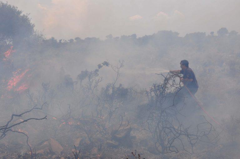 Πυρκαγιά στην Κέα | Newsit.gr