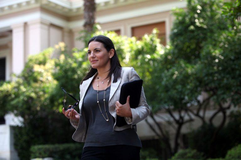 Ο. Κεφαλογιάννη: ο τουρισμός θα φέρει ανάπτυξη και θέσεις εργασίας | Newsit.gr