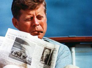"""Τζον Κένεντι για Χίτλερ: """"Είχε τη στόφα θρύλου!"""" – Τι έγραφε στο ημερολόγιό του [pics]"""